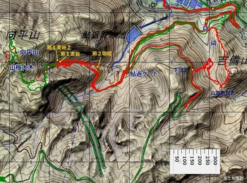 ルートマップ:向平山・吉備山.jpg