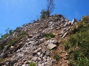 14.�T峰への登路 P8112155.JPG