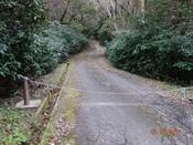 14 櫛下林道入口ゲートDSC03490.JPG