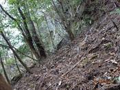 19 岩の右手を登るDSC03496.JPG