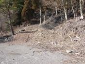 23.林道上り点附近の作業道DSC04074.JPG
