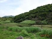 (15) 水を湛える雨ヶ池DSC06315.JPG