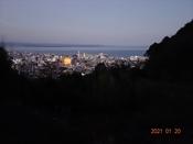 (19) 市街地夕景DSC08252.JPG