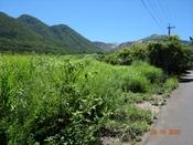(1) 快晴の硫黄山道路を上るDSC07767.JPG