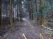 (8) 裏登山口ゲートDSC08155.JPG