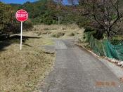(9) この先のY字路は左へDSC07943.JPG